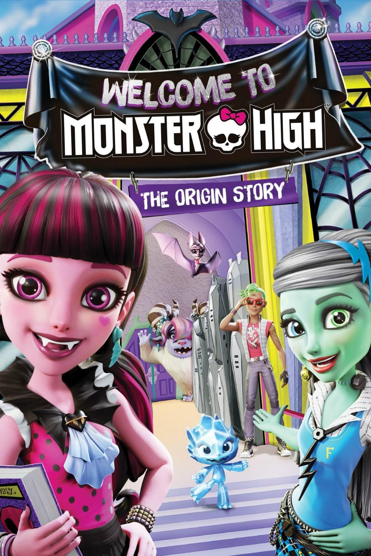 Monster High: Bienvenidos a Monster High