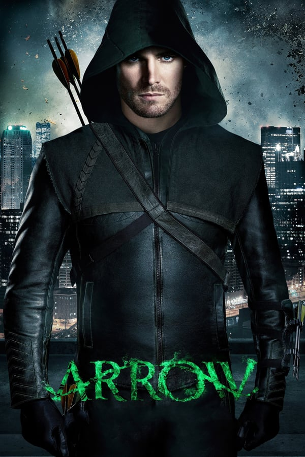 Arrow temporada 7 capitulo 15